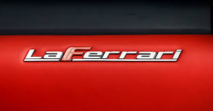 ferrari logo png red rosso laferrari with red leather interior 68km cars