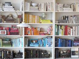 sort stack and style a guide to organizing home libraries