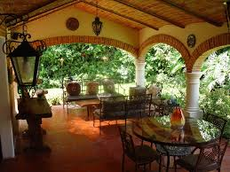 Mexican Decorations For Home Fascinating Mexican Style Houses 46 For Home Decor Ideas With