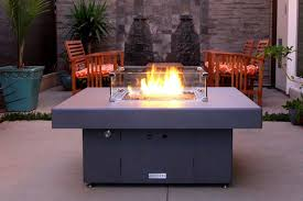 Propane Coffee Table Fire Pit by Propane Fire Table Enchanting Ideas For Your Backyard Home