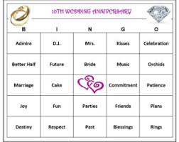 wedding words for bingo 14 best weddings bridal and anniversary images on