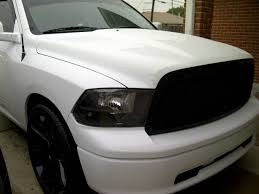 dodge ram white grill dodgeramboy87 2010 dodge ram 1500 cabst specs photos