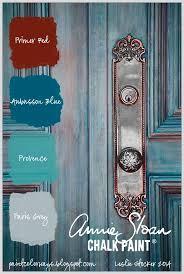 426 best chalk paint palette images on pinterest painted
