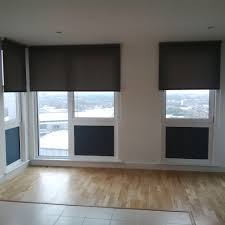 contract curtains u0026 blind supplied for large apartment block