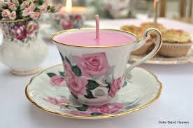 tea cup candles made vintage tea cup candles to buy