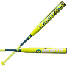 worth legit 2018 worth legit 220 usssa andy purcell slowpitch softball bat