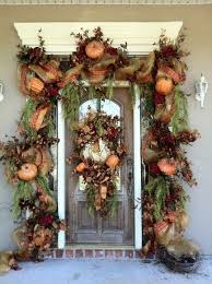Front Door Decorations For Winter - best 25 fall door decorations ideas on pinterest fall door
