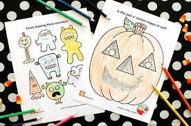 halloween printables alexbrands