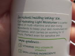 simple light moisturizer review simple kind to skin hydrating light moisturiser review