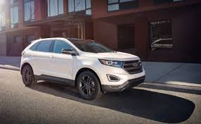 ford edge crossover new for 2018 ford edge sel sport model ford authority