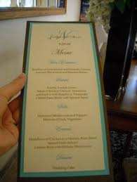 diy wedding menu cards diy wedding menu cards ideas styles ideas 2018 sperr us