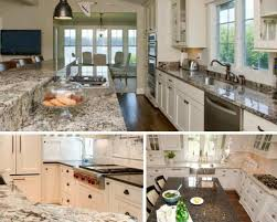 can you change kitchen cabinets and keep granite how to pull the trendy two granite look in your kitchen