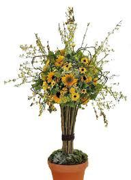 Sunflower Centerpiece Clinton Florist Oak Ridge Florist Clinton Flower Shop Tn