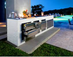 Patio Kitchen Stunning Barbecue Design Photos Design Trends 2017 Shopmakers Us