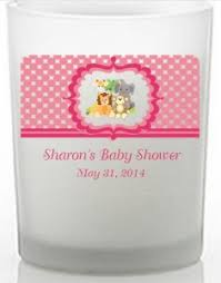 girl baby shower favors pink safari baby shower for a girl jungle theme party