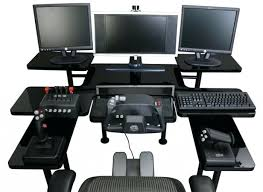 Best Computer Desks For Gaming Desk Computer For Sale Walmart Best Desktop Intended Awesome
