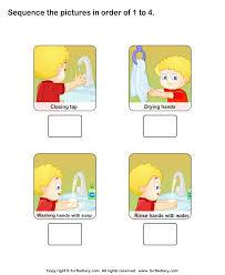 personal hygiene worksheet 1 turtlediary com leer ideeën