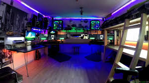 ultimate pc gaming room