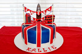 union jack cake cakecentral