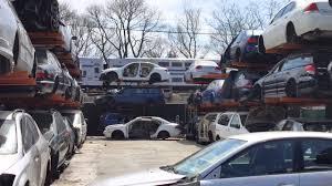 auto junkyard nyc sambucci bros auto salvage youtube