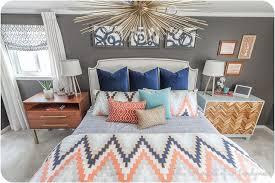 Diy Bedroom Makeovers - beautiful master bedroom makeover sawdust