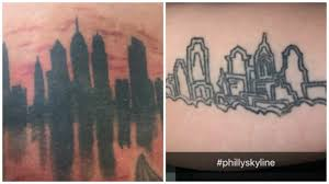 philly ink we asked for your best philadelphia tattoos here u0027s