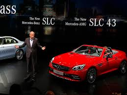 luxury cars mercedes benz just dethroned bmw as the king of luxury cars in