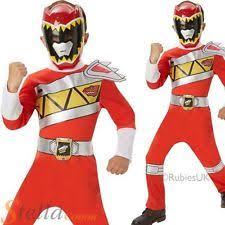 power rangers boys u0027 fancy dress ebay