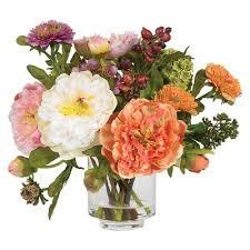 artificial flower arrangements floral arrangements silk flowers artificial flowers plants