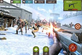 zombie call trigger 3d first person shooter game android apps