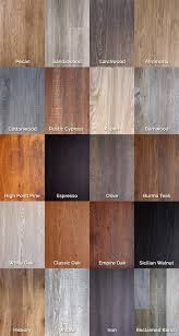 luxury vinyl flooring wood grain planks trident click flooring