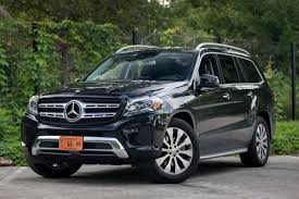 mercedes suv seats 7 2017 mercedes gls 550 overview cars com