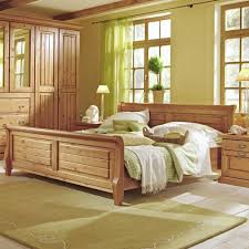 Schlafzimmer Massivholz Komplett Schlafzimmer Anresanio Im Landhausstil Wohnen De