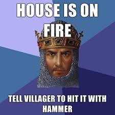what is the funniest age of empires ii meme quora
