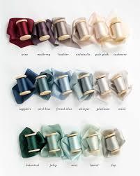 spools of ribbon silk ribbon silk ribbon by shine