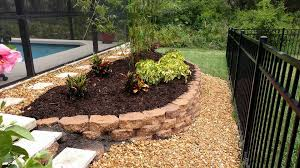 Create Privacy In Backyard Create Privacy With Landscaping And Stop Erosion Around Pool Home