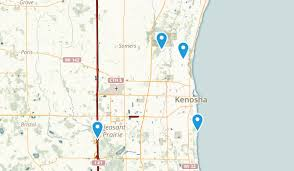 kenosha map best trails near kenosha wisconsin alltrails com