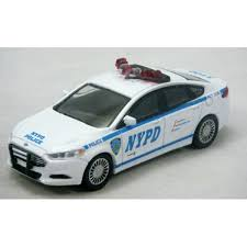 nypd ford fusion greenlight ford fusion nypd car global diecast direct