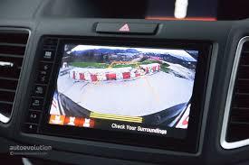 honda crv navigation review 2015 honda cr v review autoevolution