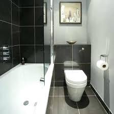 small black and white bathroom ideas black gray bathroom ideas michaelfine me