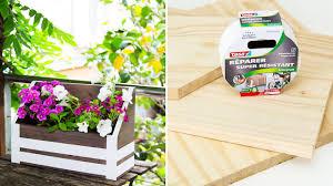 fabriquer cache poubelle fabriquer soi même un établi pour le jardin marie claire