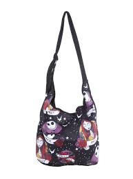 the nightmare before sally hobo bag
