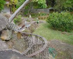 Garden Railroad Layouts Garden Railways Home Design Ideas And Pictures