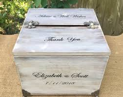 wedding wishes box wedding wishes box etsy