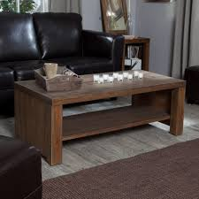 coffee table fabulous real wood coffee table with solid modern