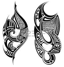 71 051 tribal tattoo stock illustrations cliparts and royalty