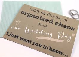 card to groom from on wedding day 15 sweet for my groom cards for your wedding day