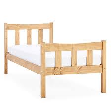 Santos Antique Pine Bed Frame Pine Bed Frames Next Day Delivery Pine Bed Frames From