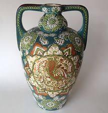Beaded Vases Copper 1850 1899 Antique Japanese Vases Ebay