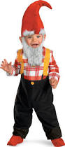 baby halloween costumes party city garden gnome infant toddler costume birthdayexpress com